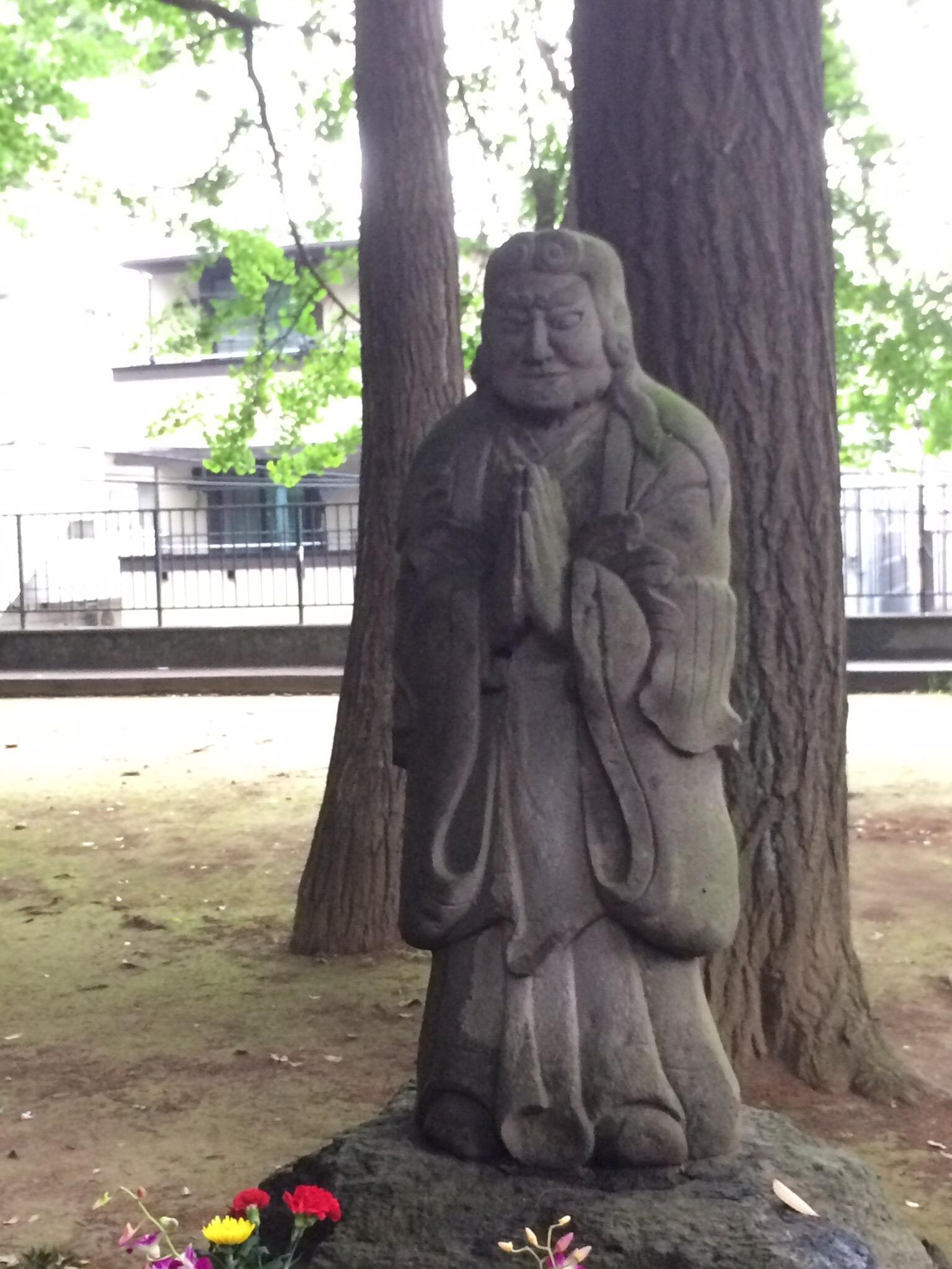 鬼子母神像