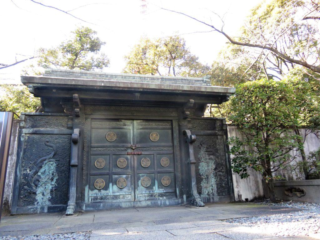 芝増上寺墓所