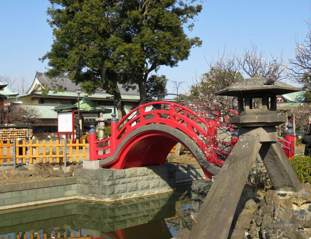 亀戸天神社 女橋