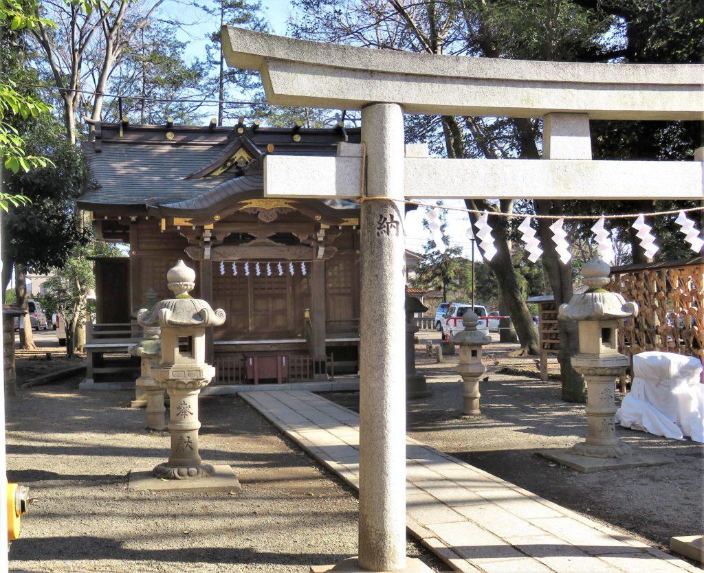 宮乃咩神社(みやのめじんじゃ)