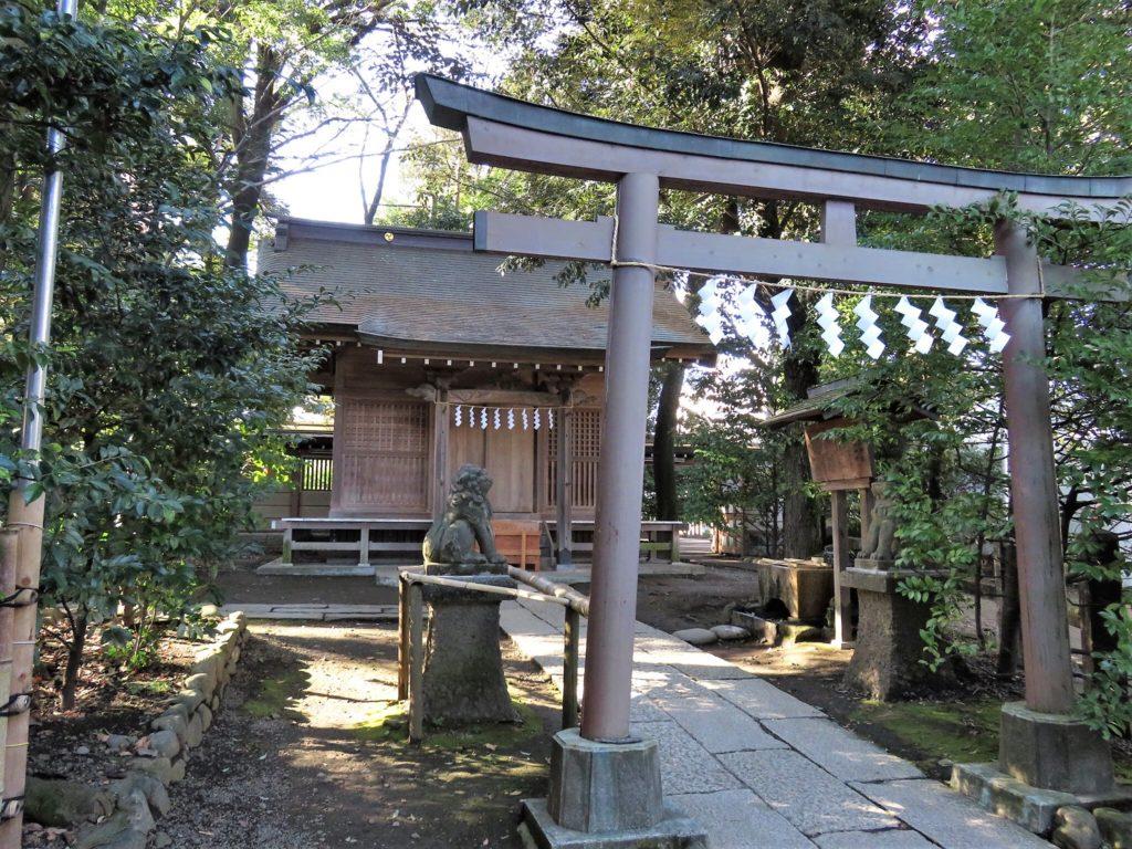 住吉神社大鳥神社