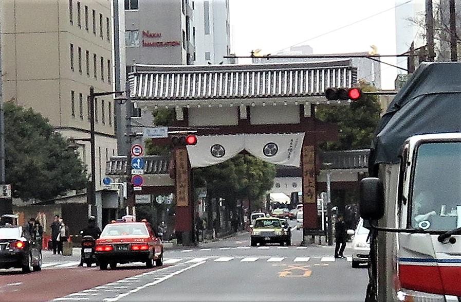 芝増上寺大門