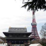 芝増上寺本堂