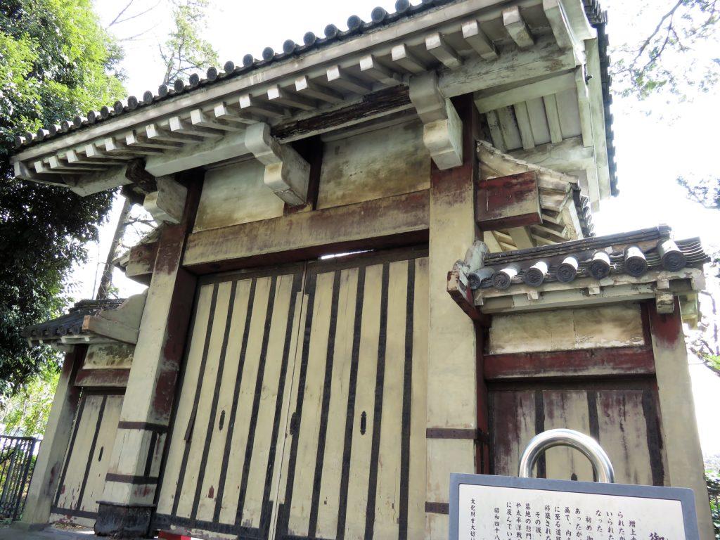 増上寺御成門