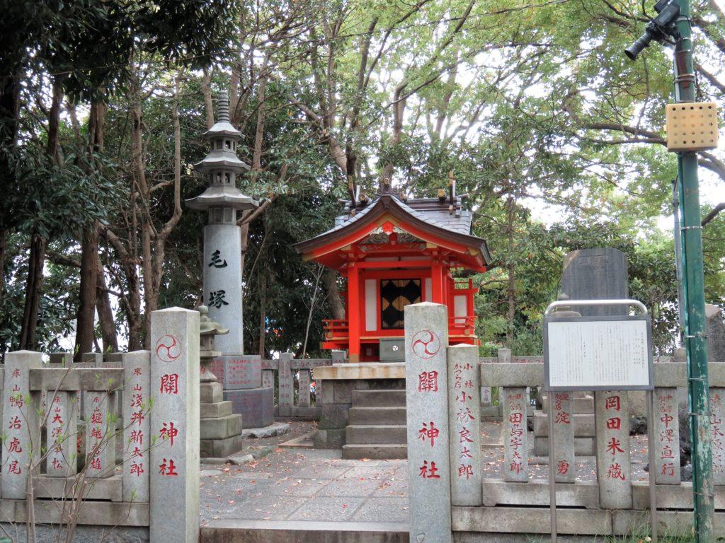 王子神社末社