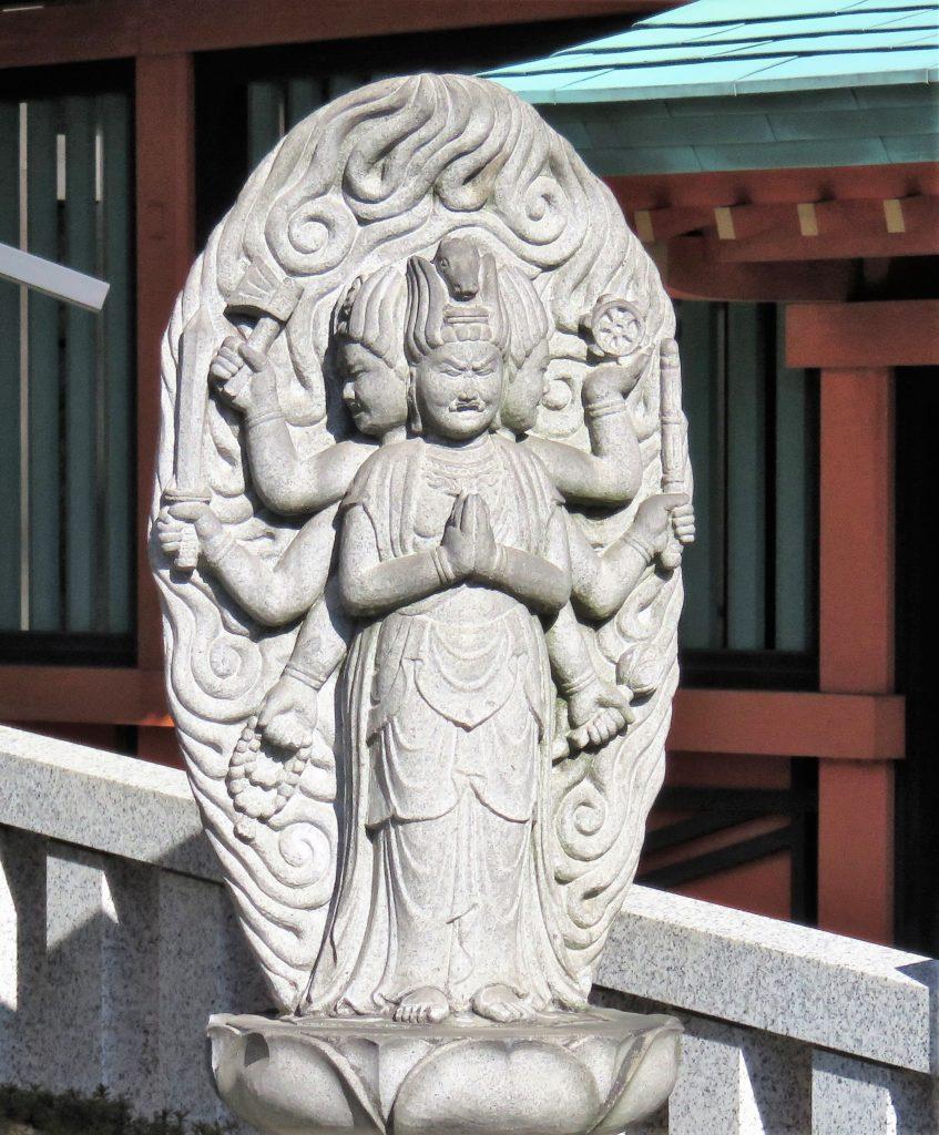 放生寺石仏