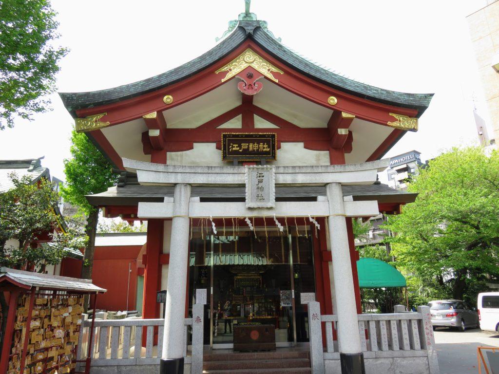 神田明神江戸神社