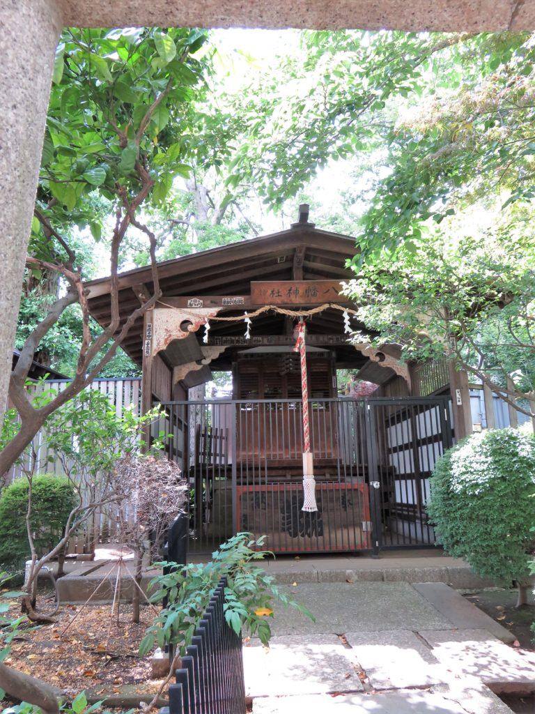 文京八幡神社