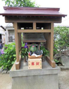 白山神社富士塚浅間神社