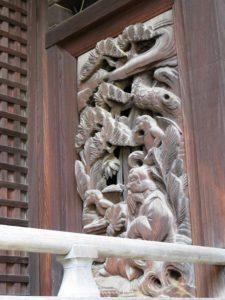 白山神社本殿