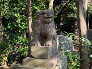 品川神社拝摂社・末社2