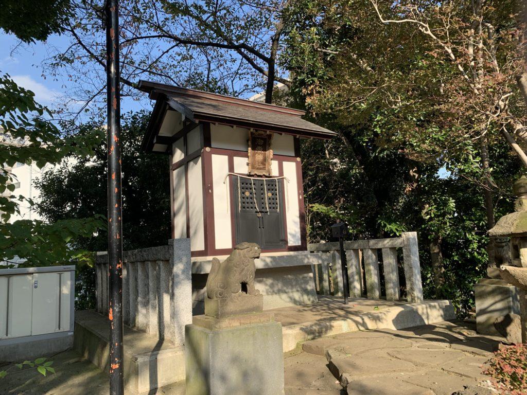 品川神社拝摂社・末社4