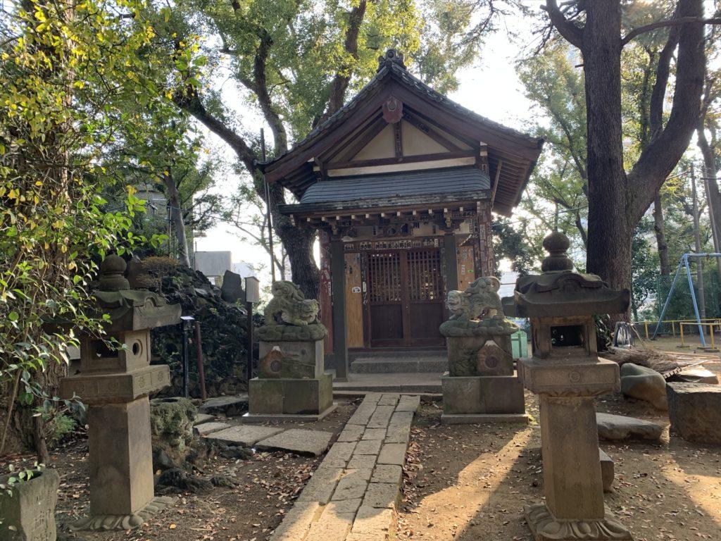 品川神社拝摂社・末社5