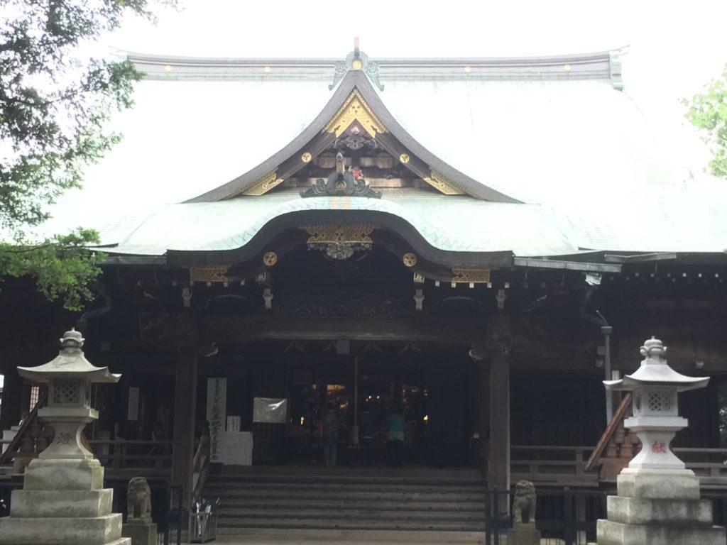 雑司ヶ谷鬼子母神堂
