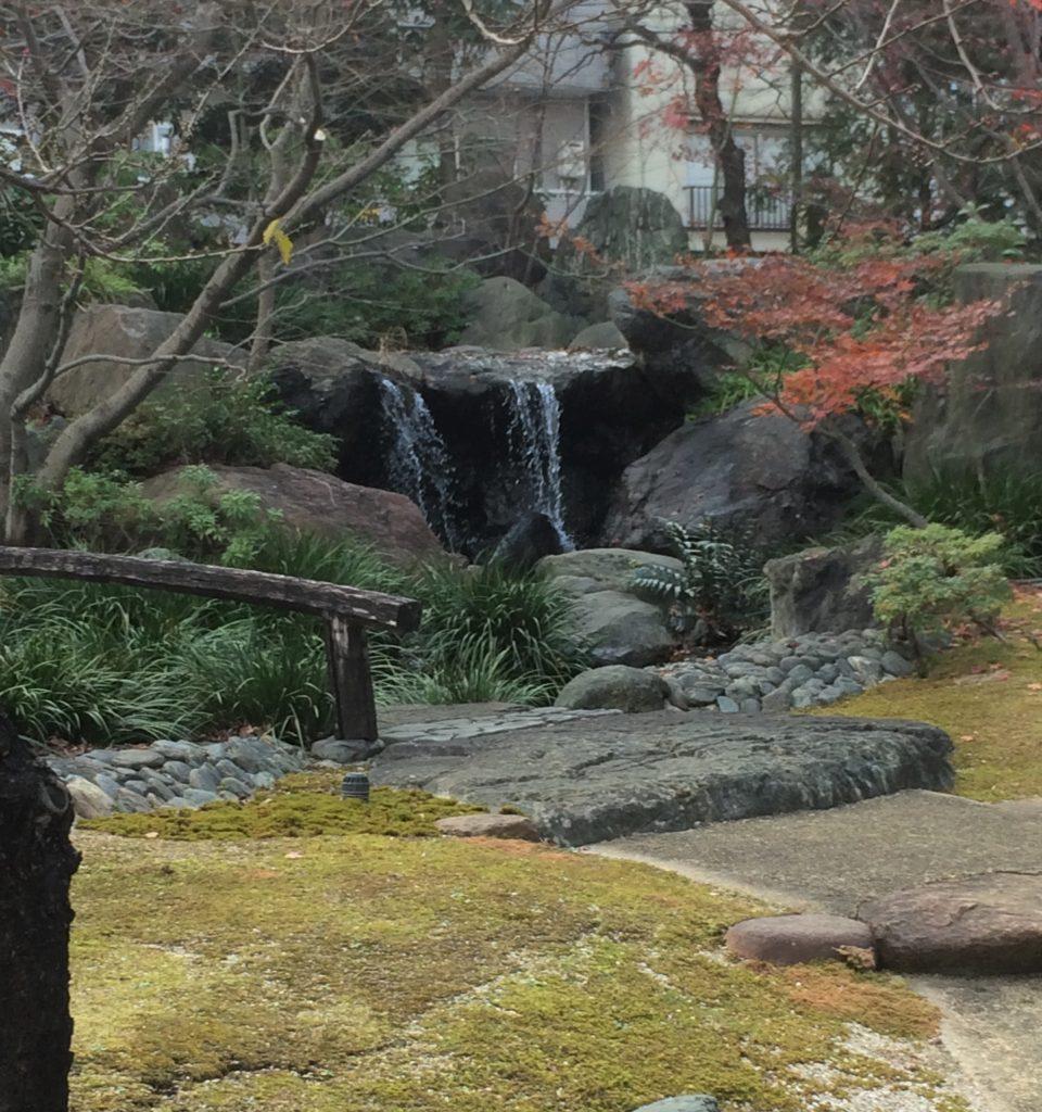 湯島天満宮庭園
