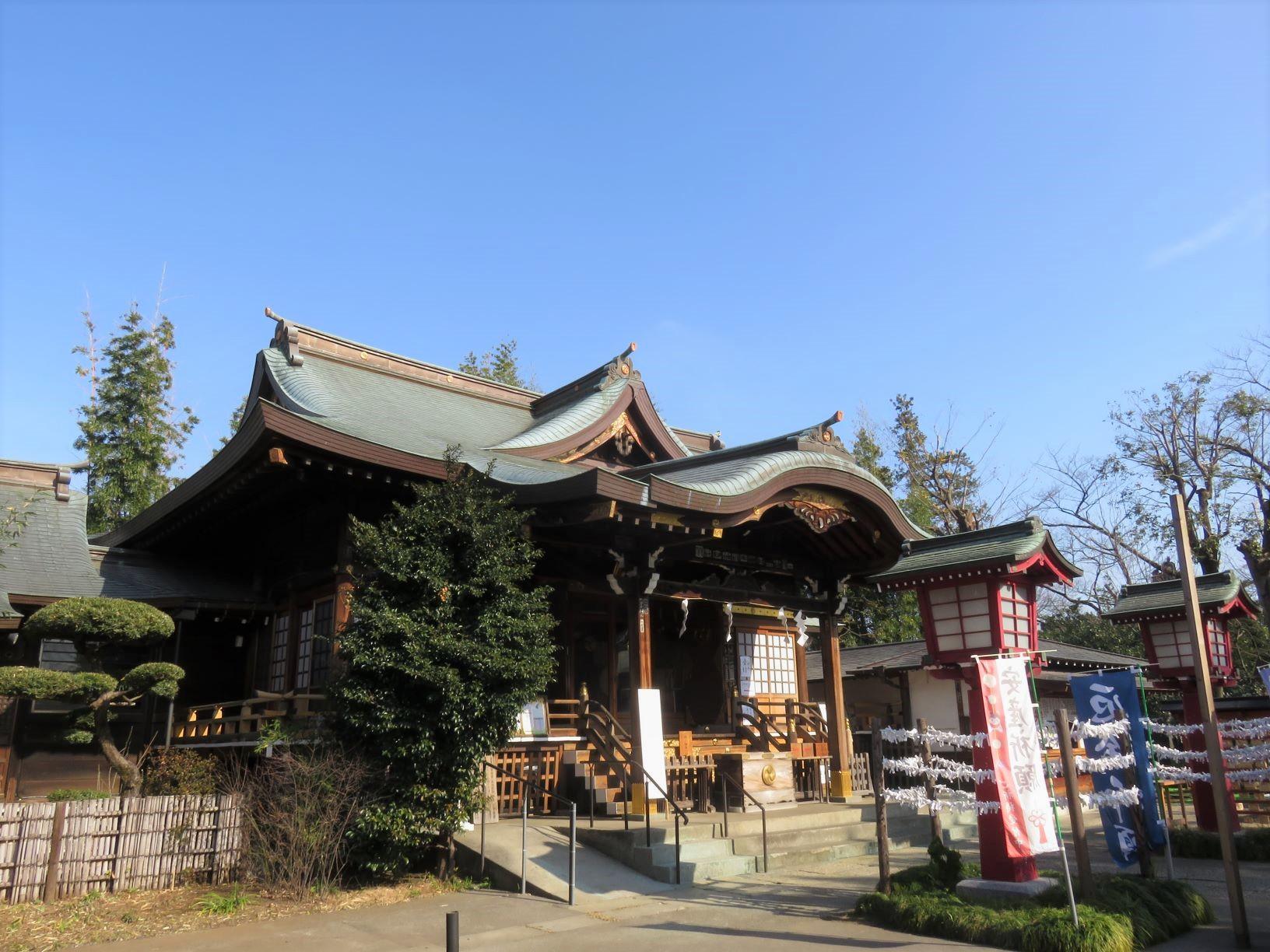 鷺ノ宮八幡神社