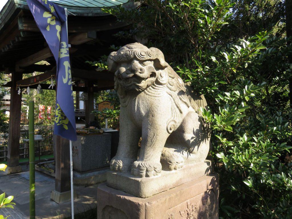 八幡神社狛犬3