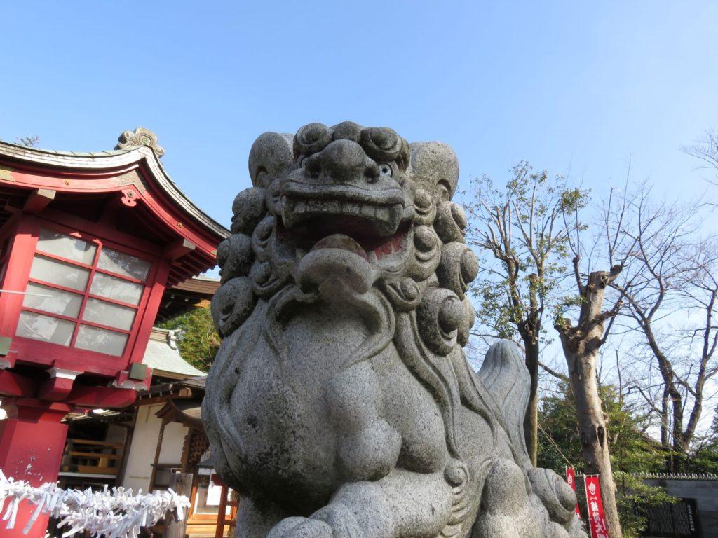 八幡神社狛犬6