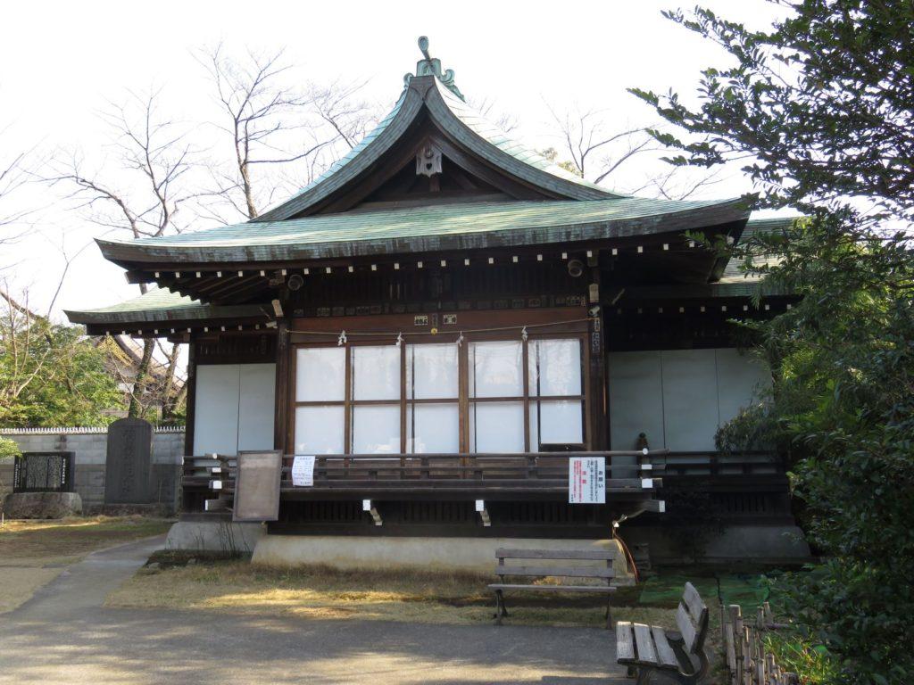 鷺ノ宮八幡神社神楽