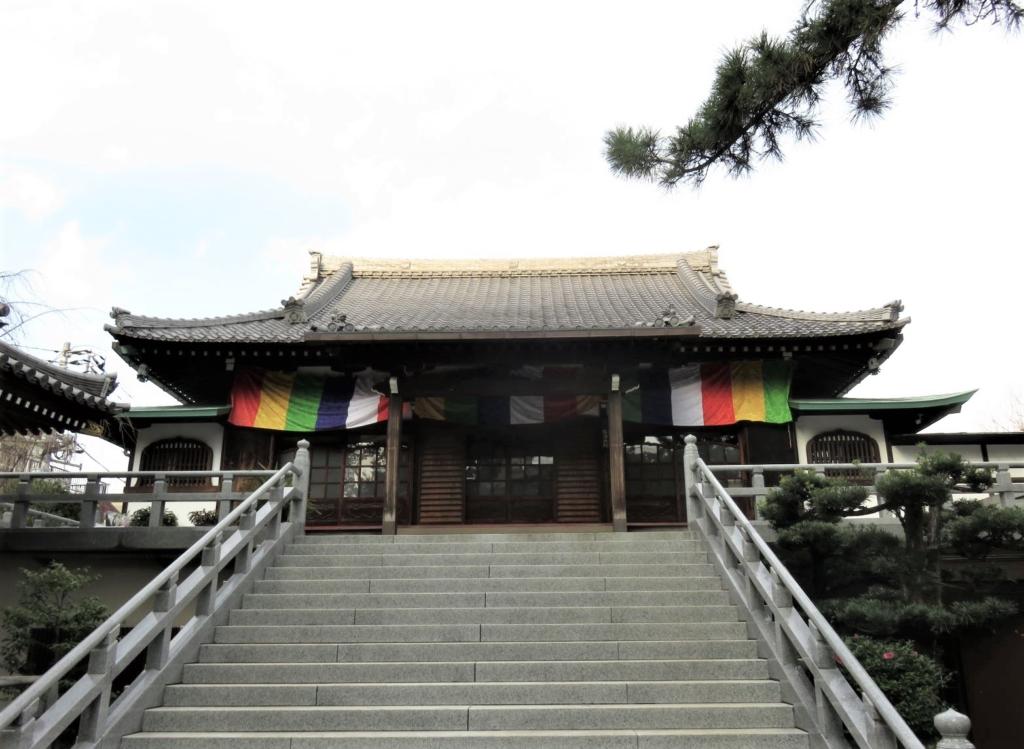玄国寺本堂