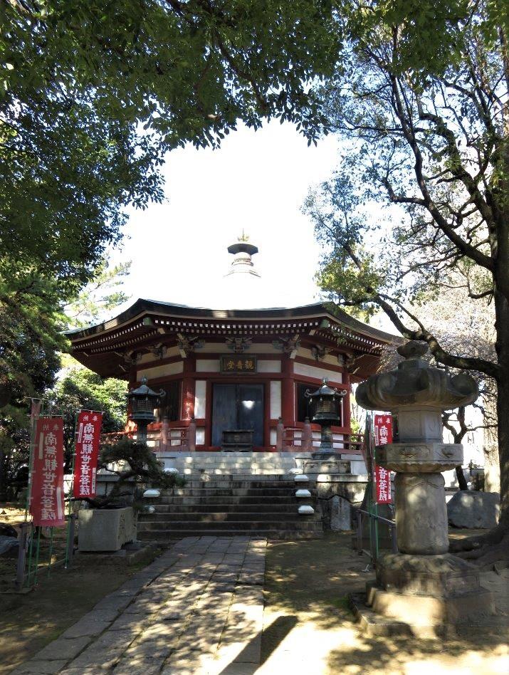 長命寺 (練馬区)観音堂