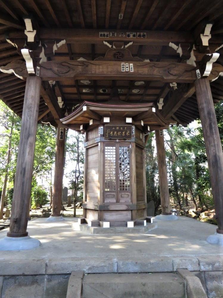 長命寺 (練馬区)地蔵堂2