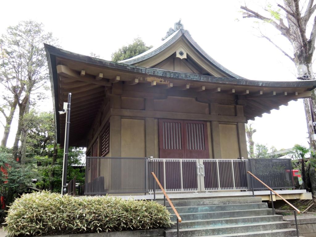 井草八幡神社文華殿