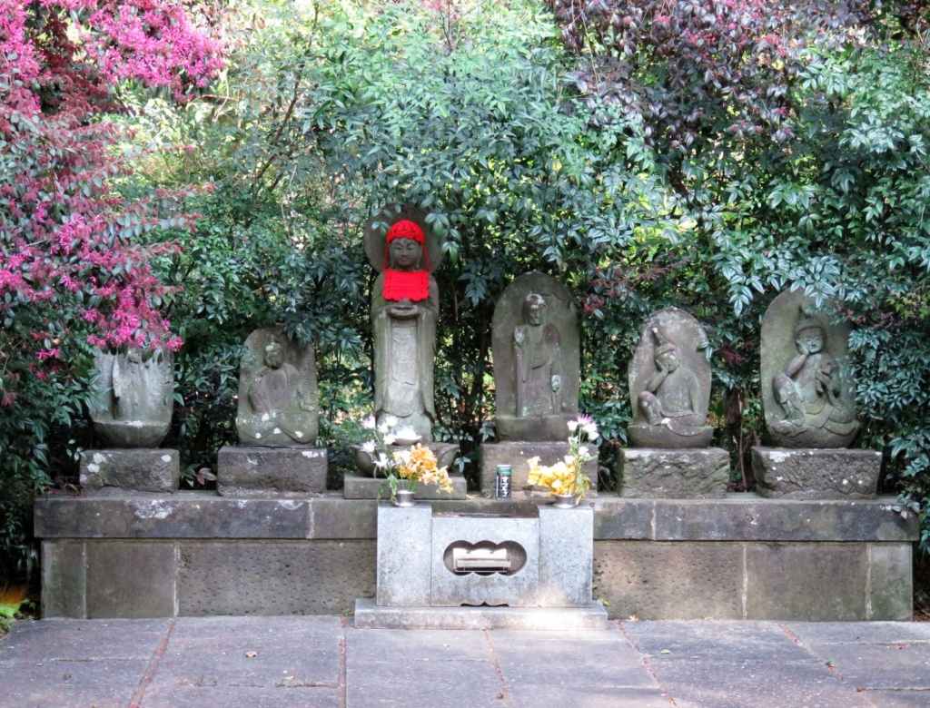 観泉寺地蔵菩薩と如意輪観音1