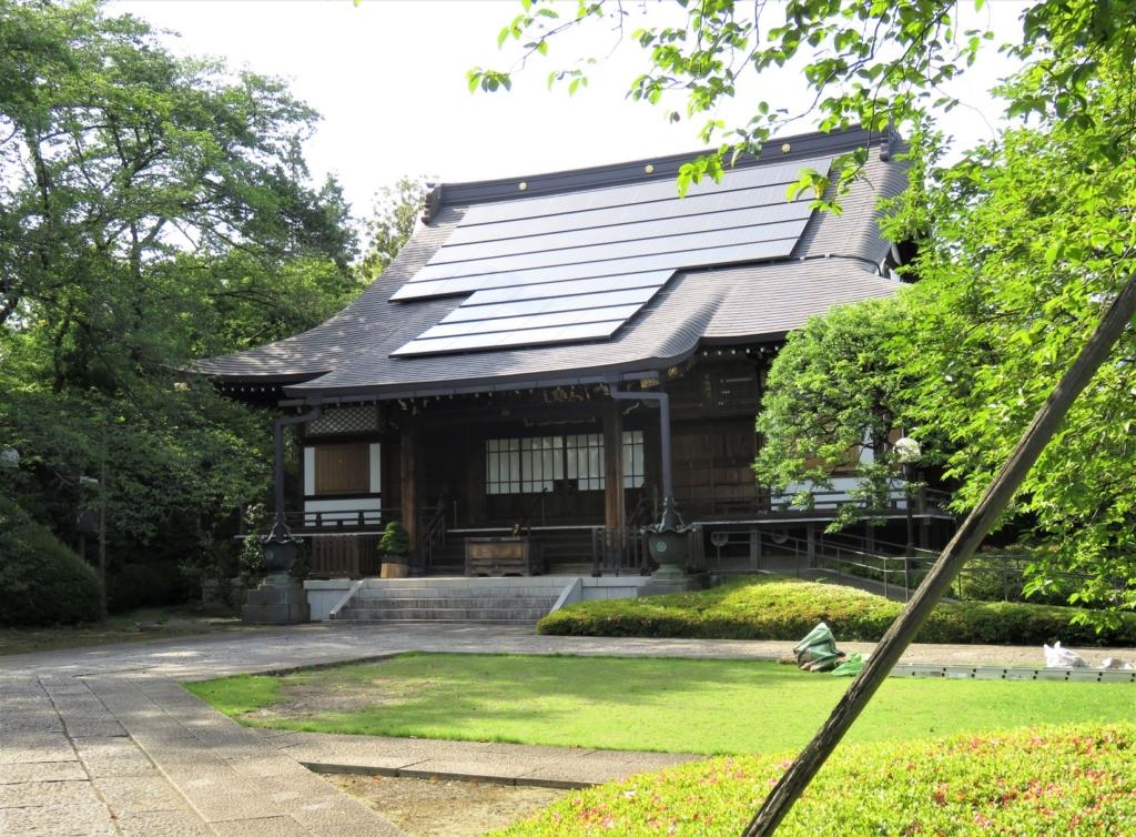 福蔵院本堂2