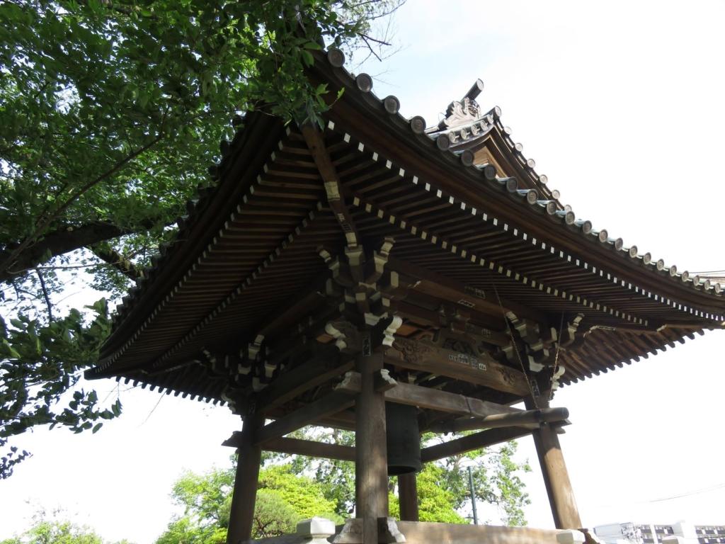 福蔵院鐘撞堂