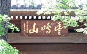 道場寺山門2
