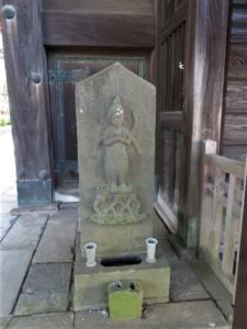 三宝寺長屋門3