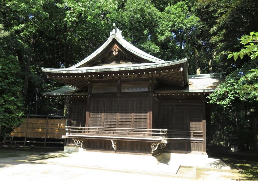 石神井氷川神社神楽