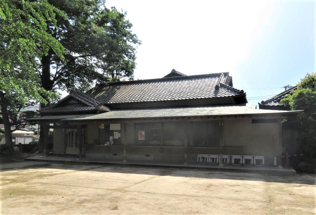 石神井氷川神社社務所