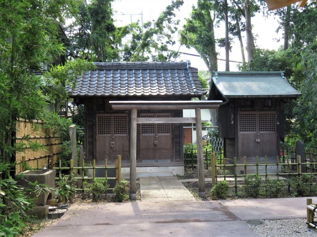 石神井氷川神社摂社