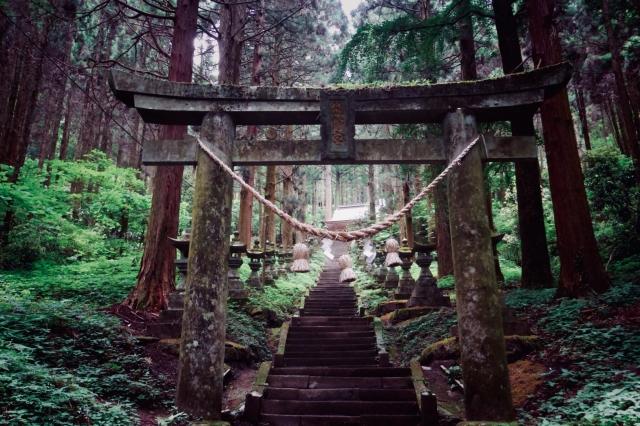 神社の起源