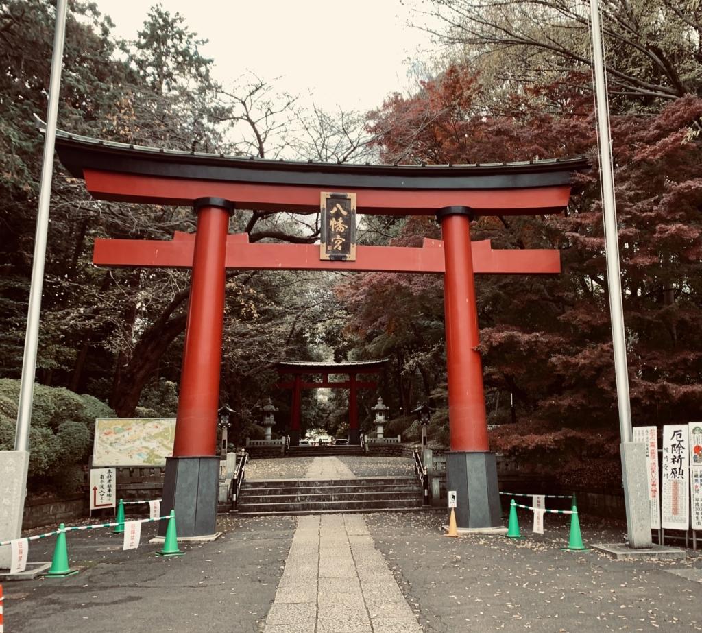 大宮神社一の鳥居