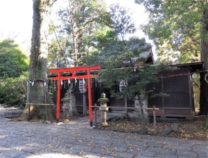 武蔵野八幡宮摂社