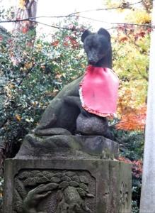 馬橋稲荷神社狛犬2