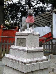 馬橋稲荷神社狛犬3