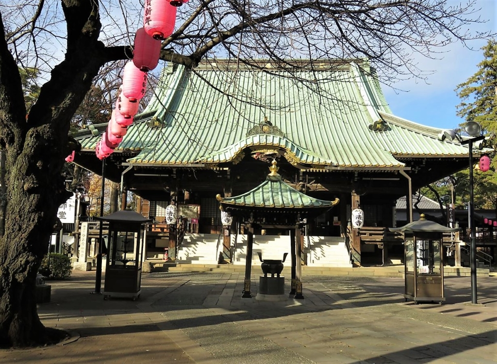 妙法寺祖師堂