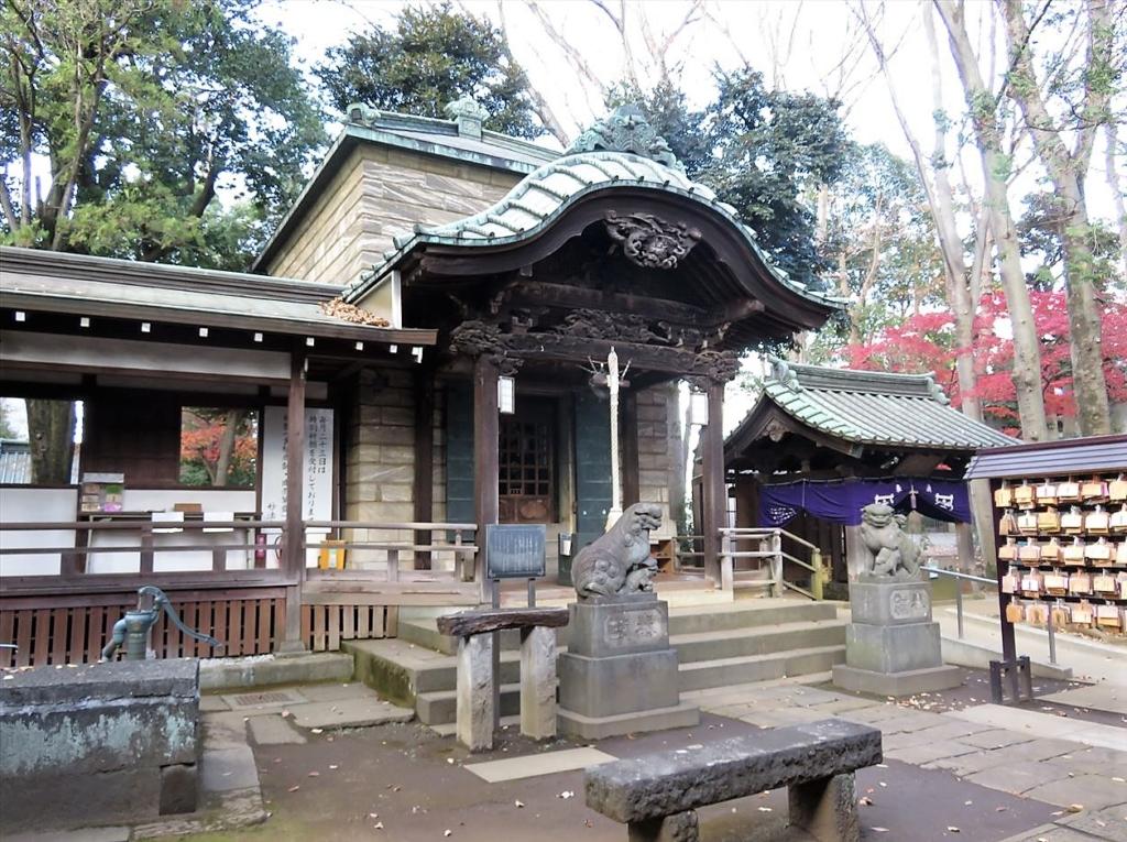 妙法寺二十三夜堂