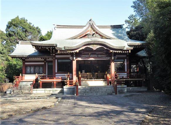 武蔵野八幡神社