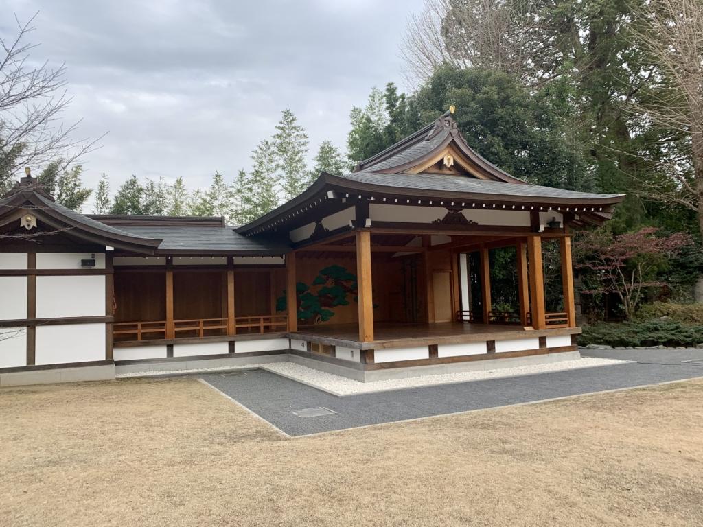 阿佐ヶ谷神明宮神楽