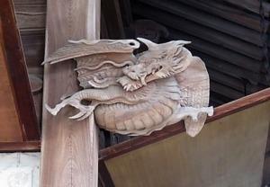 田無神社本殿・拝殿3