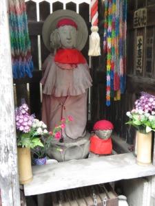 熊野神社下地蔵尊