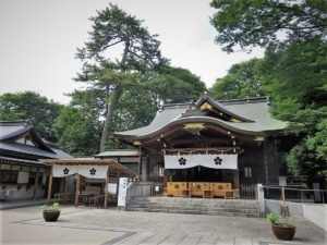 布多天神社殿2